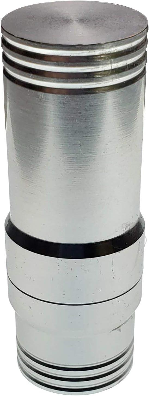 Aluminum Alloy Joint Protector Caps for Billiard Pool Cue Sticks