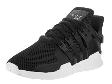 Equipment Support ADV Mens in Black/Power Blue by Adidas, 7.5