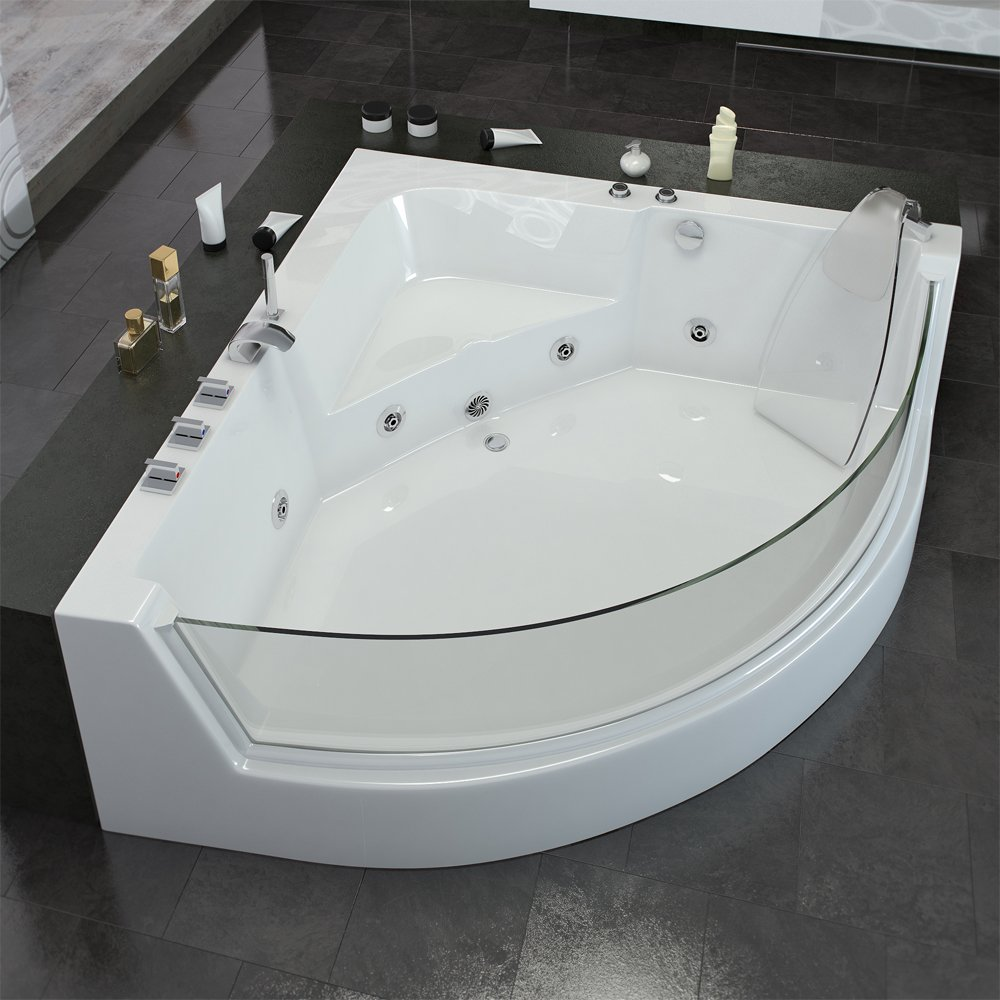 badewanne 2 personen stunning whirlpool badewanne wanne personen heizung with badewanne 2. Black Bedroom Furniture Sets. Home Design Ideas