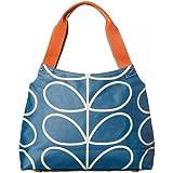 Orla Kiely Giant Linear Stem Classic Zip Shoulder Bag