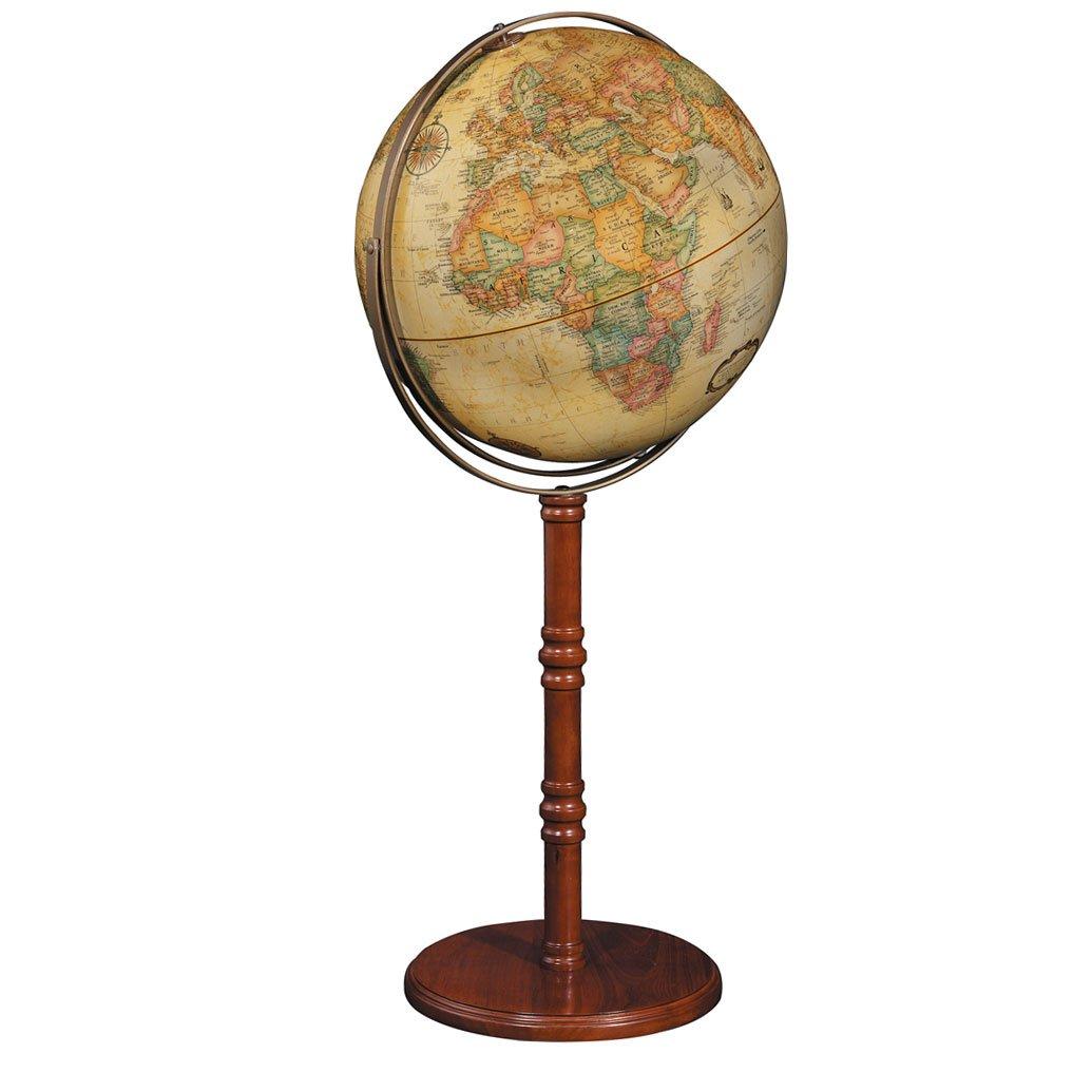 Replogle Globes Commander II Globe, 16-Inch, Antique