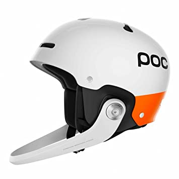 POC Casco de esquí Artic SL Spin Originals, Color Blanco, tamaño XS-S