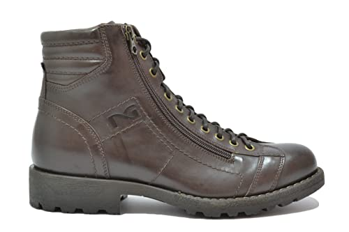 bbf4a9f84a Nero Giardini - Botas para hombre negro  Amazon.es  Zapatos y complementos