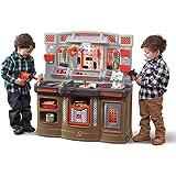 Step2 Big Builders Pro Workshop | Pretend Play Workshop & Toolbench for Toddlers