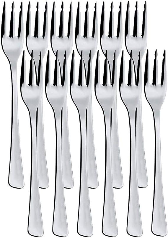 Menax - Cuchillo de Carne - Acero Inoxidable - Set de 12 - Hecho ...