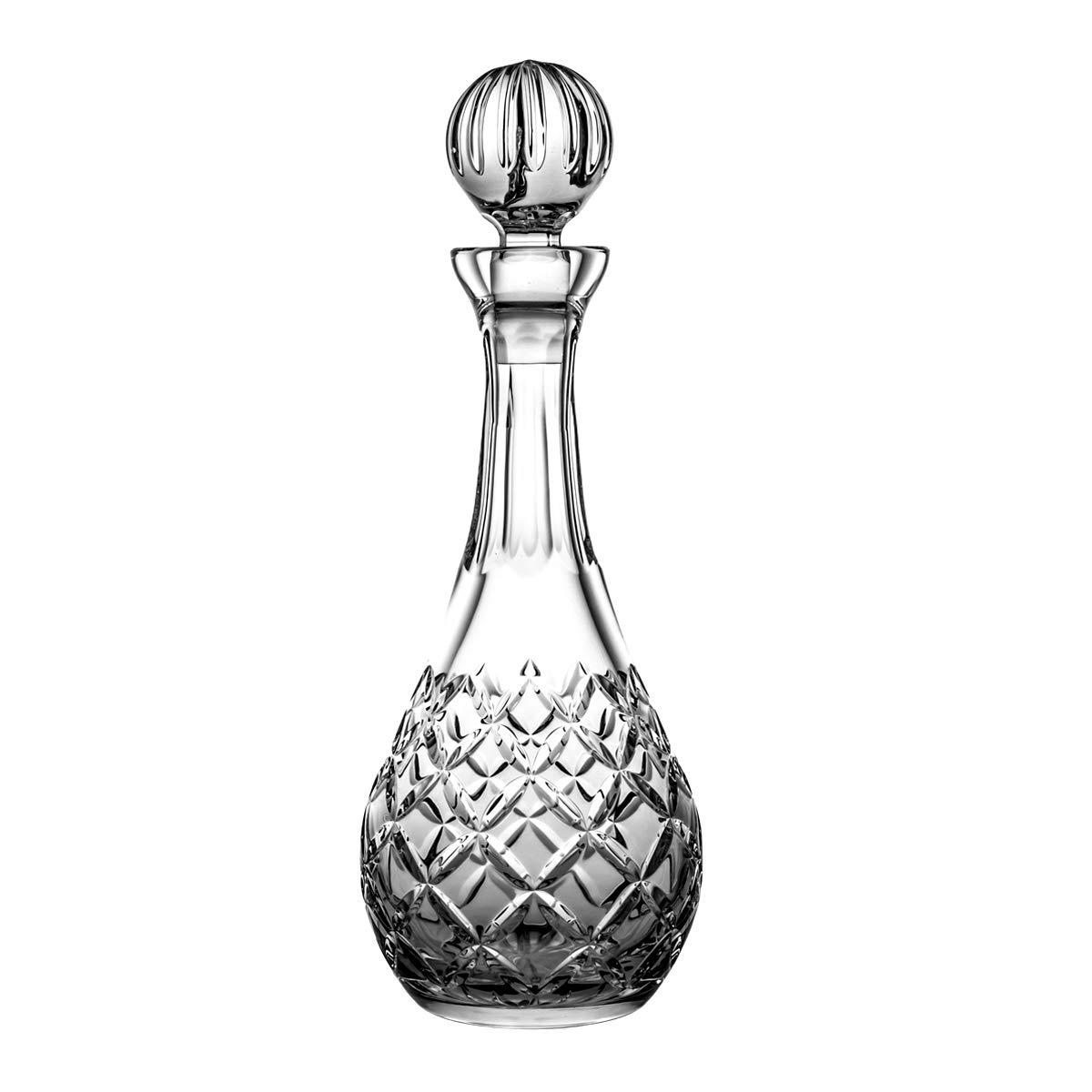 Crystaljulia 11025 Weißkaraffe Bleikristall Transparent