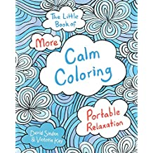 The Little Book of More Calm Coloring
