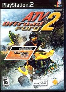 ATV Offroad Fury 2 - PlayStation 2