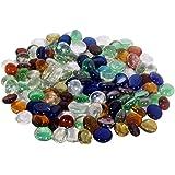 Orchard Multicolor Decorative Glass Pebbles