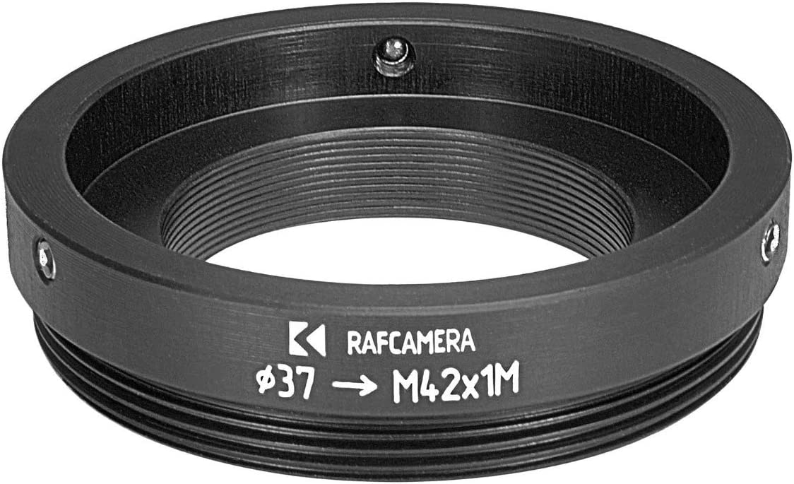 37mm clamp to M42x1 Male Thread Adapter for Componon 4//80mm Lens