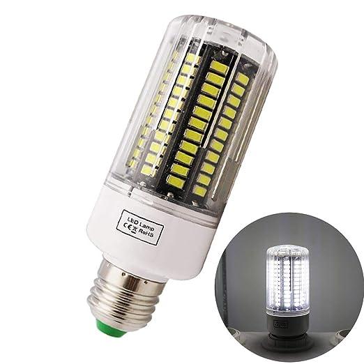 Xindaxin - Bombilla led (E27, 12 W, equivale a 120 W, 6000