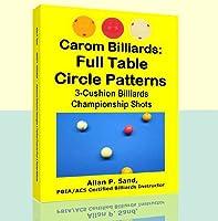 Carom Billiards: Full Table Circle Patterns: