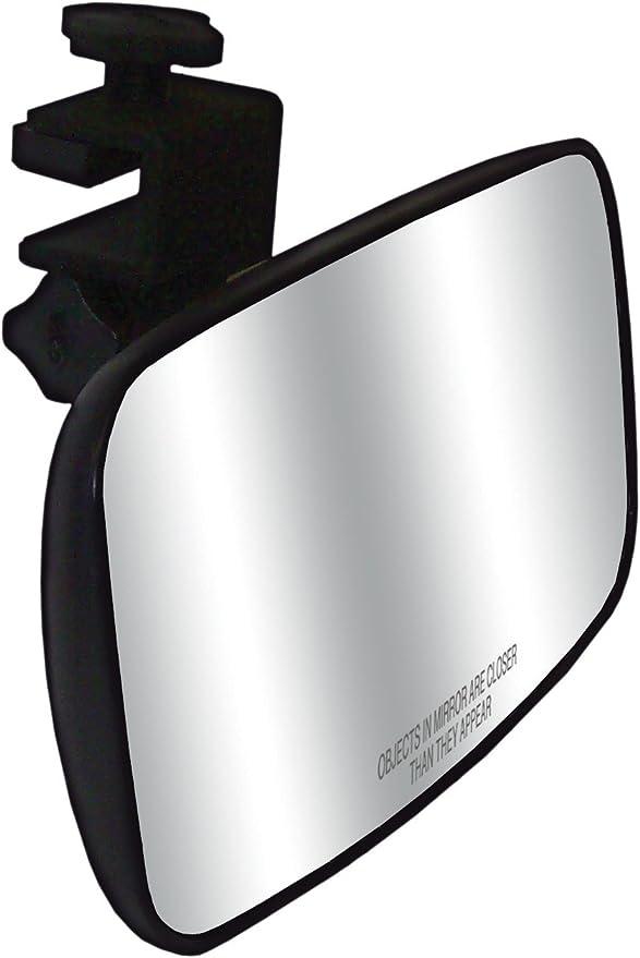 "Waterski Wakeboard Ski Boat Rear View Windscreen Mirror 7/"" x  20/"" sides adjust"