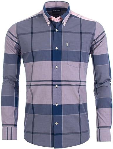 Barbour Camisa Casual - para Hombre: Amazon.es: Ropa y accesorios