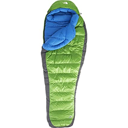 The North Face Saco de dormir momia Superlight Green Uni