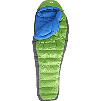 The North Face Saco de dormir momia Superlight Green Uni: Amazon.es: Deportes y aire libre