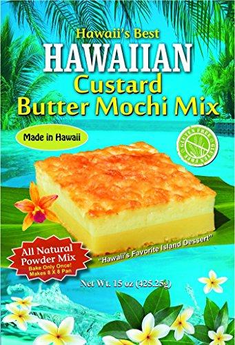 Hawaii's Best Custard Butter Mochi Mix