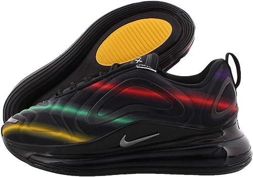 Nike W Air Max 720 Scarpe da corsa, da uomo, colore: bianco, Nero (Nero ), 39 EU