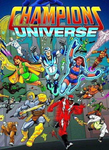 Read Online Champions Universe (6th Edition) PDF