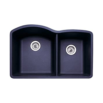 Blanco 440179 Diamond 1 3 4 Bowl Kitchen Sink Anthracite Finish
