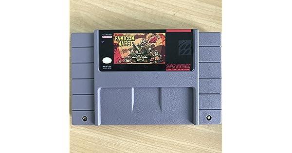 Amazon com: Super Famicom Wars: Video Games