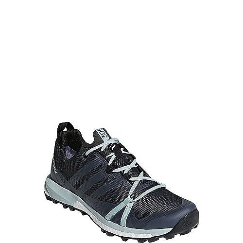 size 40 ecace 0f9fa ... good texture adidas outdoor Terrex Agravic GTX Hiking Shoe - Women s  Carbon Grey Three Ash ...