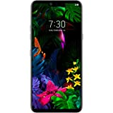 LG G8 ThinQ 128GB Smartphone GSM+CDMA Factory Unlocked All Carriers (ATT, Verizon, Sprint and Tmobile) - Black (US…