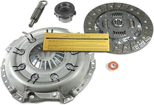Amazon Com Luk Clutch Kit For 87 93 Bmw 325i 325is 325ix E30 88 90 525i M20 E34 2 5l Sohc Automotive