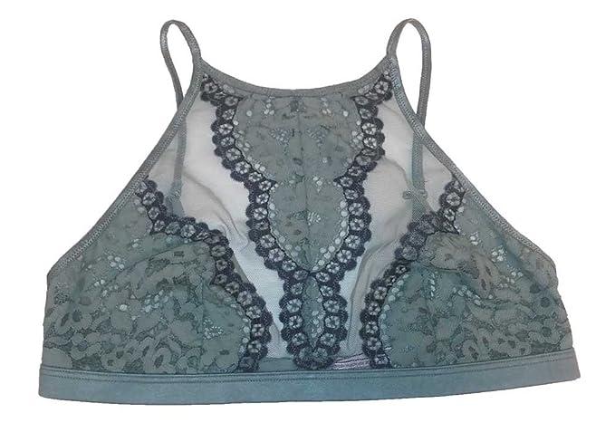 176c13f62f Image Unavailable. Image not available for. Color  Victoria s Secret  Unlined Floral Lace Bralette ...