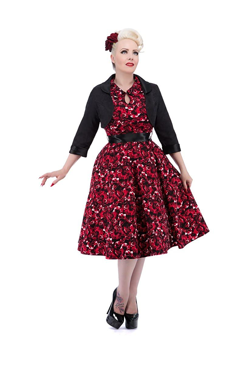 500 Vintage Style Dresses for Sale | Vintage Inspired Dresses Hearts & Roses Mezzanine Bolero (Shipped from The US and US Sizes) $38.88 AT vintagedancer.com