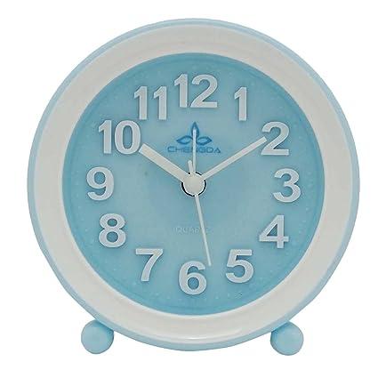 Decorativo Alarma Tabla cuarzo Dormitorio Regalo Reloj ...