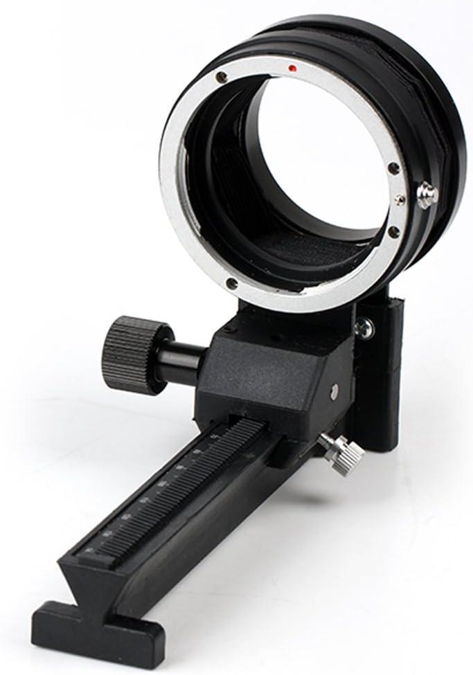 Pixco Macro Extension Bellows for Nikon F Mount D7100 D800 D600 D5200 D5100 D3200 D5000 D3100 D3000 D700 for Close Up Photo with Focusing Focus Rail Slider