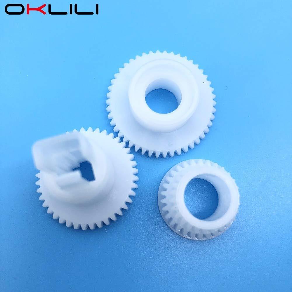 Printer Parts 20X Change Tractor Idle Gear for OKI Okidata 320 321 390 391 420 421 490 491 520 521 590 591 ML320 ML321 ML390 ML391 ML420 ML421