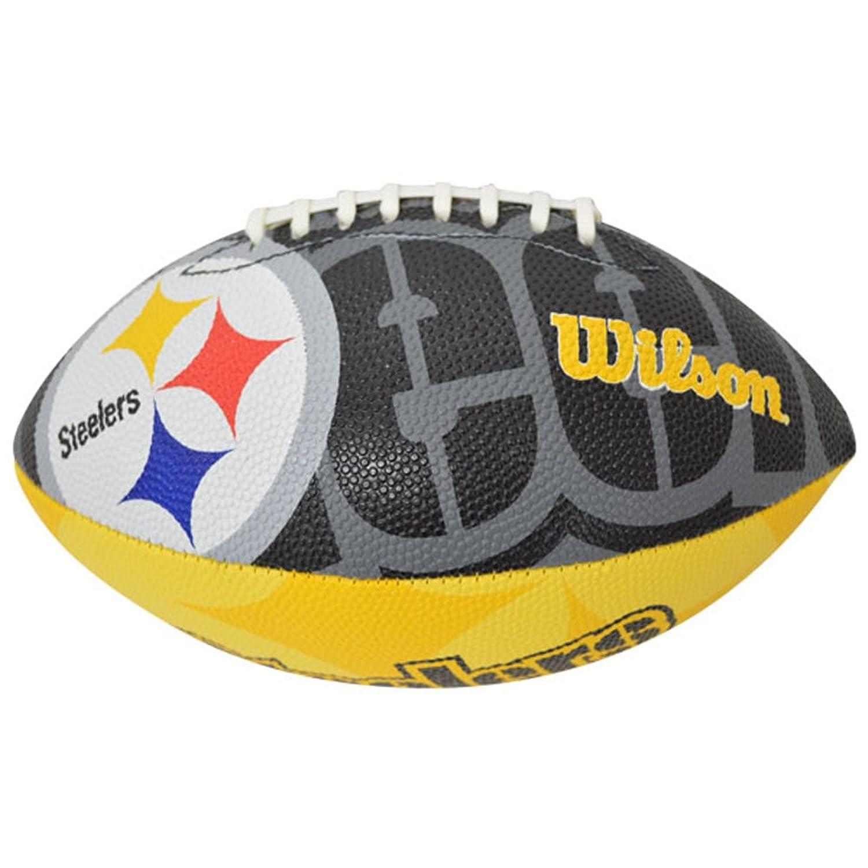 Wilson(ウィルソン) NFL オークランド?レイダース 9'' Mini Soft Touch フットボール -