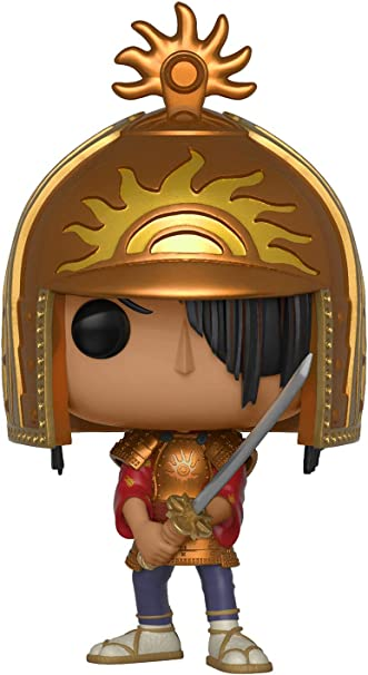 KUBO in Armor Brand New In Box KUBO Funko POP Movies