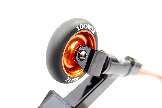 Blitz Demon Trick - Patinete fijo de aluminio, color naranja ...