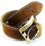 Woodland Men's Leather Belt