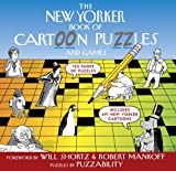 The New Yorker Book of Cartoon Puzzles and Games, Puzzability, 1579125530