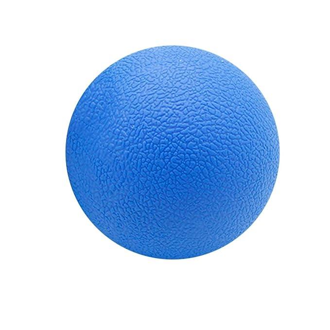 WEIWEITOE Fitness Relieve Gym Single Ball Masaje con balón ...