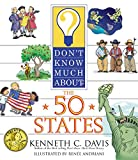 img - for Don't Know Much About the 50 States book / textbook / text book