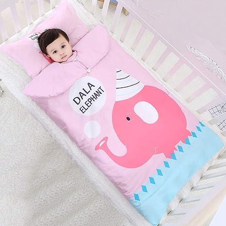 Saco de Dormir para bebés, Primavera de los niños y otoño e Invierno Engrosamiento,