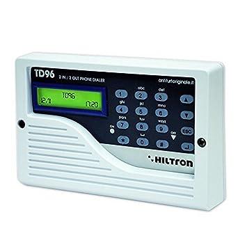 Marcador telefónico Hiltron para 2IN / 2OUT PSTN - Alarmas ...