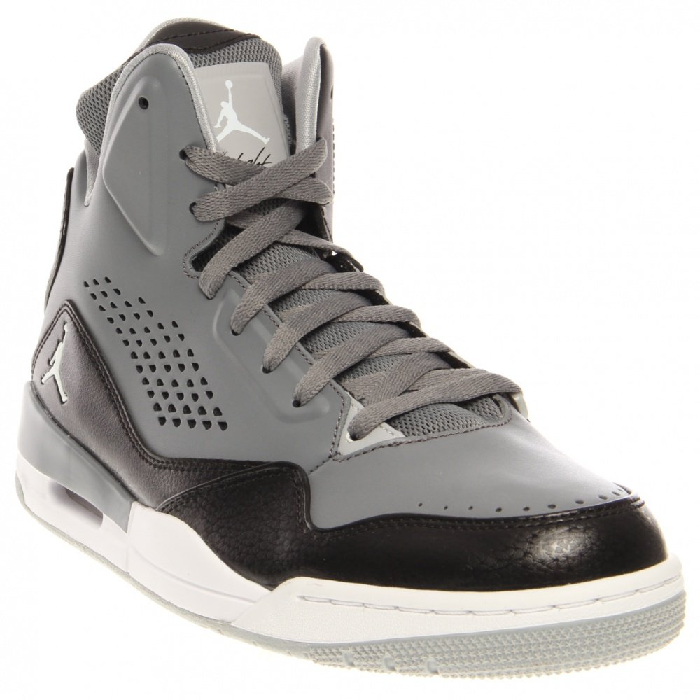 Nike Jordan SC-3 Men Sneakers Cool Grey/Black/Wolf Grey/White 629877-004 B00HY14LAI 11.5 D(M) US|Cool Grey/Black/Wolf Grey/White