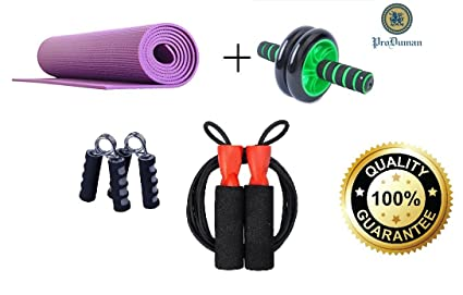 Amazon.com : Produman Home gym & equipment combo exercise ...