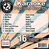 All Star Karaoke Pop and Country Series (ASK-1409) by Ariana Grande