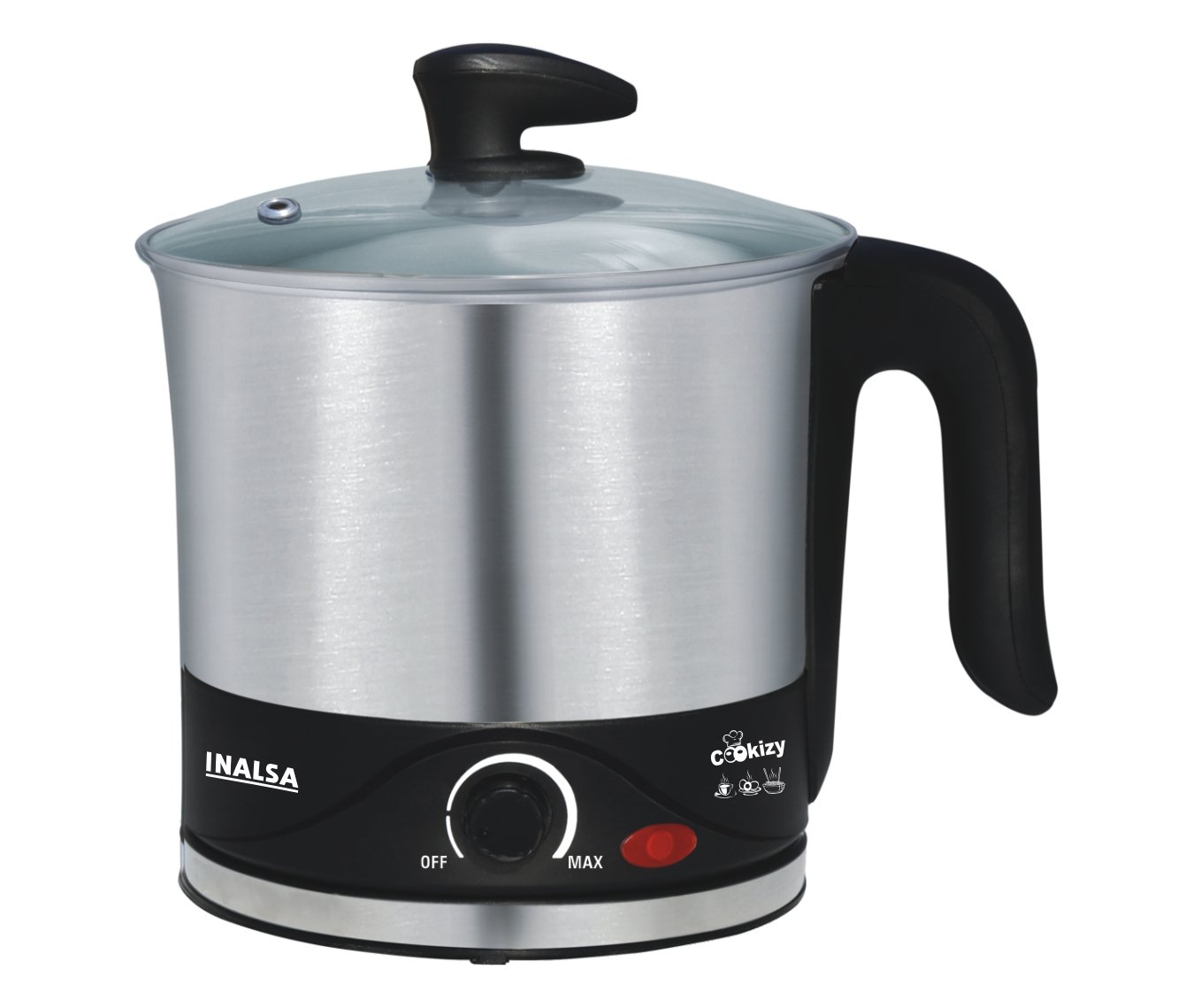 Inalsa Cookizy 1.5-Litre Kettle