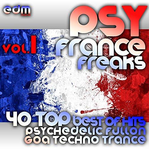 Psy France Freaks v1 - 40 Top ...
