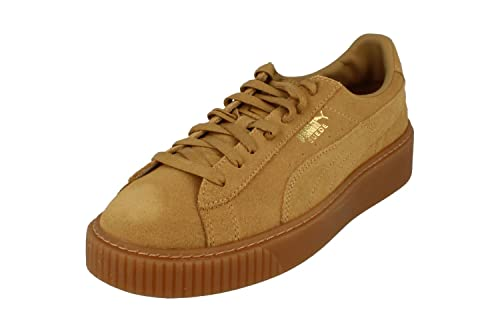 Puma Suede Platform Women Shoes: Amazon.co.uk: Shoes & Bags