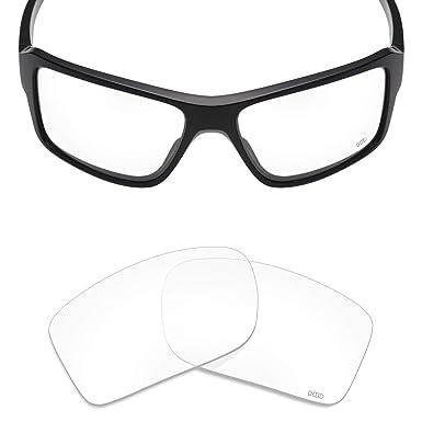 2819dbdfc4 Amazon.com  Mryok+ Polarized Replacement Lenses for Oakley Double ...