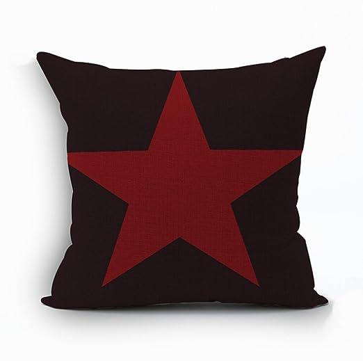 GT Cojines, Fundas cojines, Creativo, Estrella de cinco ...